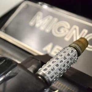 Die Schreibmaschine Mignon stammt aus den 1920ern